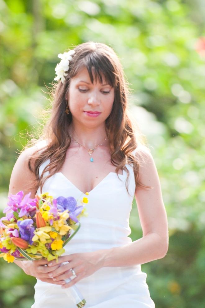 Costa Rican wedding