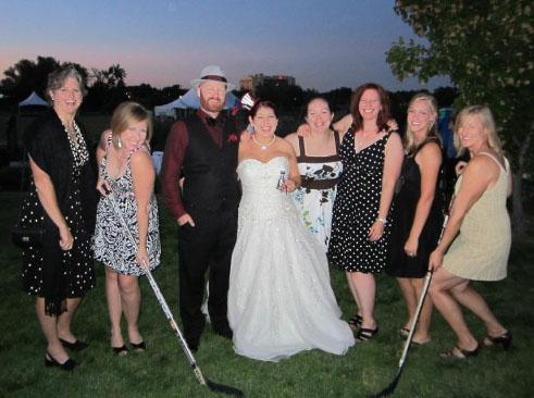 Hockey Themed Wedding Invitation Sofia Invitations Blog