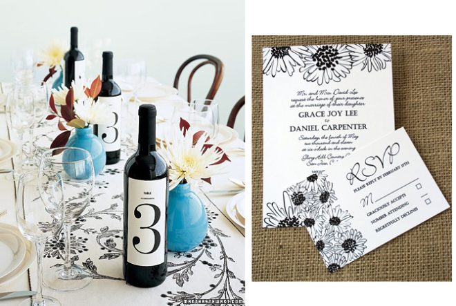 Black and White Inspiration by Sofia Invitations and Prints