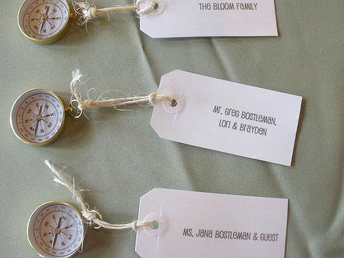 compass escort tags
