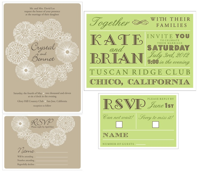 by Sofia Invitations and Prints
