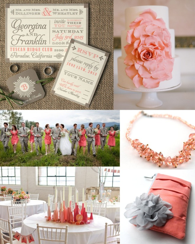 pink_coral_grey_wedding